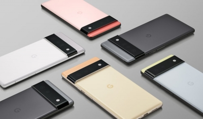 Google launches Pixel 6 and Pixel 6 Pro with Tensor chipset